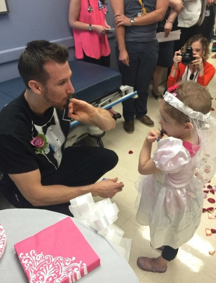 Photo Credit:https://www.saddahaq.com/this-4yearold-just-got-marriedto-her-nurse-heres-why